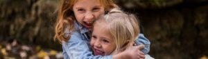 roseburg kids dentist girls smiling